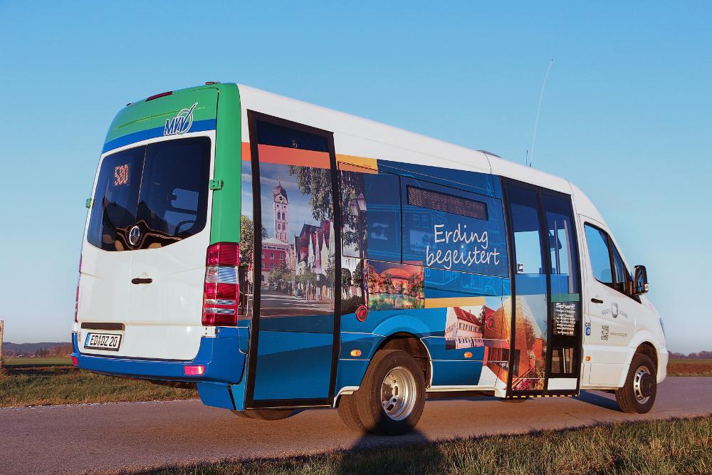 Scharf Midi Stadtbus