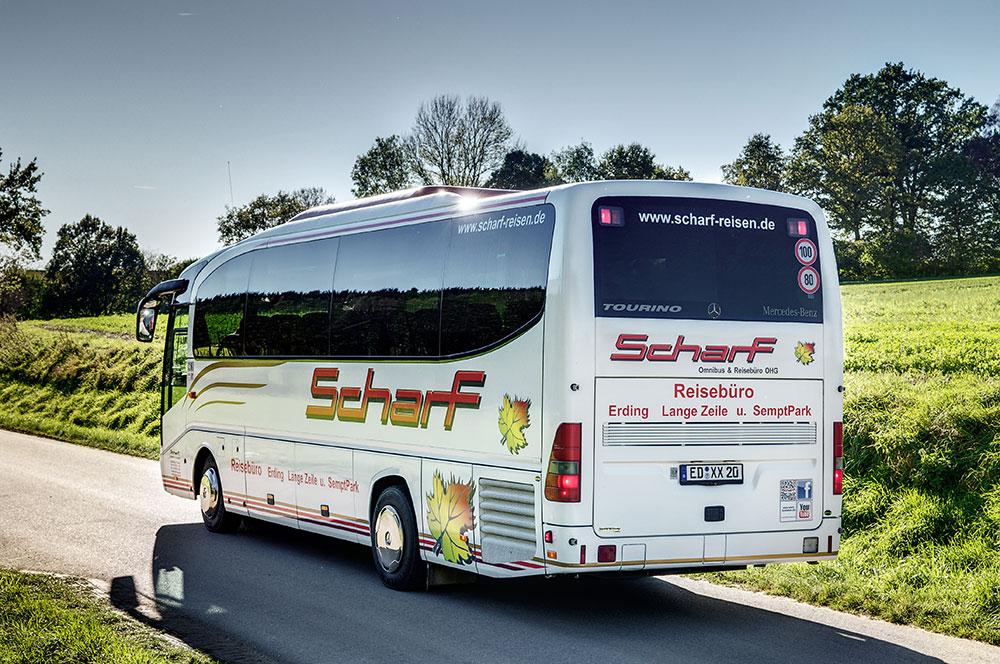 Midi Fernreisebus