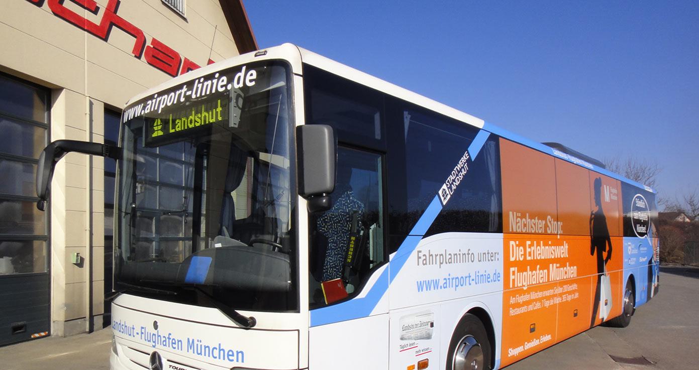 Buslinie Landshut